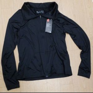 ❤NWT! UNDER ARMOUR ZIP UP JACKET, loose fit XS